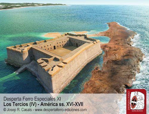 «Los Tercios (IV) America ss XVI – XVIII», Desperta Ferro