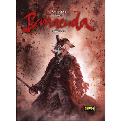 Barracuda 5.Caníbales
