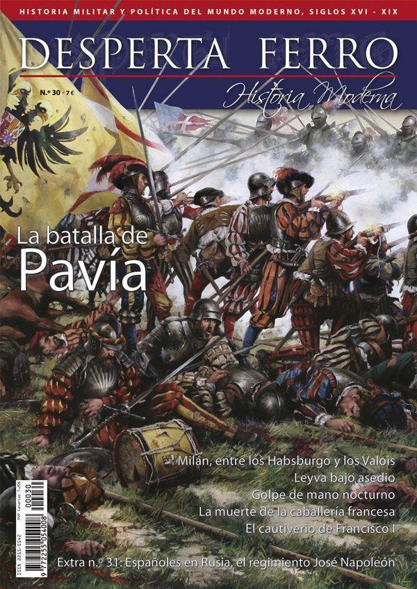 La batalla de Pavía