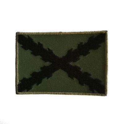 Bordado España Antigua «militaria» con Cruz de Borgoña