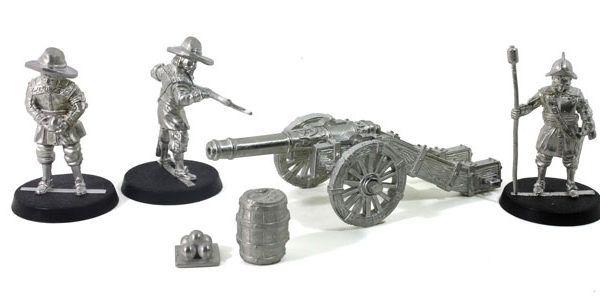 Pack Artillería Tercios Españoles