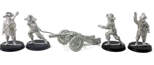 Pack Artillería Ligera TE