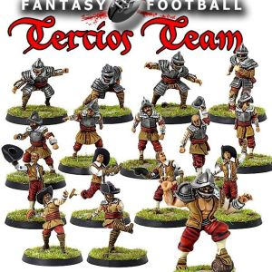 Fantasy Football Tercios Team