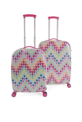 Set de maletas rígidas de Agatha Ruiz de la Prada