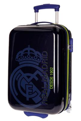 Maleta del Real Madrid de 50 cm. de altura