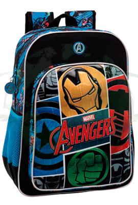 Mochila para el colegio de Los Vengadores.