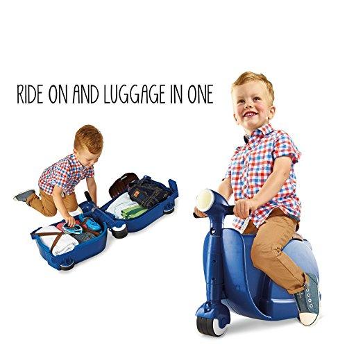 Maleta para equipaje infantil Skoot Kids' Ride-On
