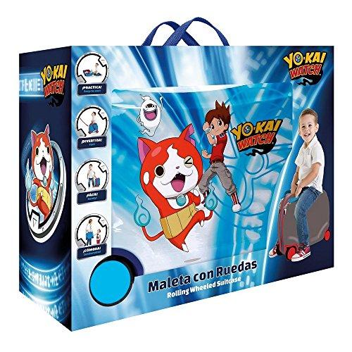 Maleta para niños Yokai Watch.
