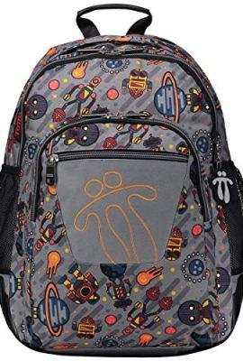 Mochila escolar Totto Crayola.