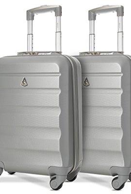 Conjuntos de dos maletas rígidas de cabina de Aerolite.