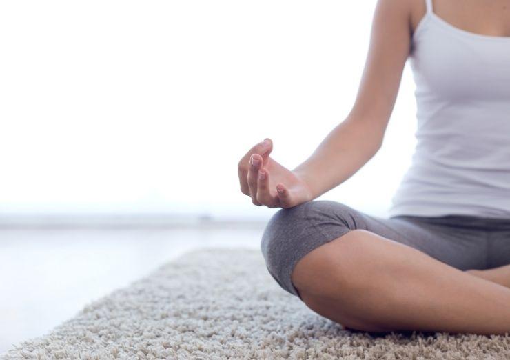 5 claves para sentarte bien a meditar