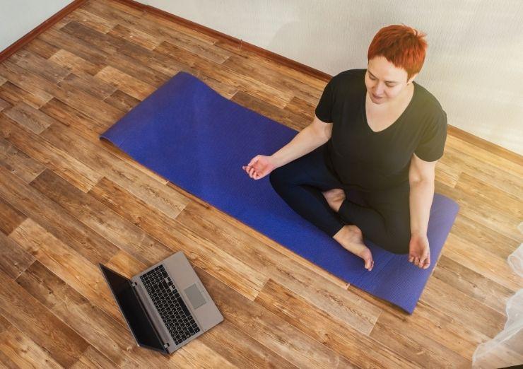 Para profesores de yoga en tiempo de Covid