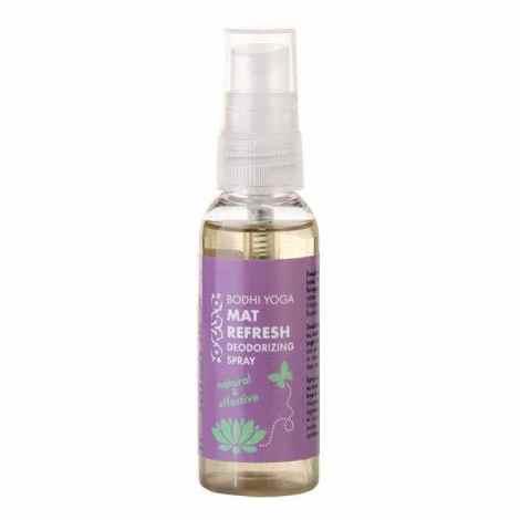 yyrds yoga mat refresh desodorante spray ESTERILLA 50 ml latiendadeyoga