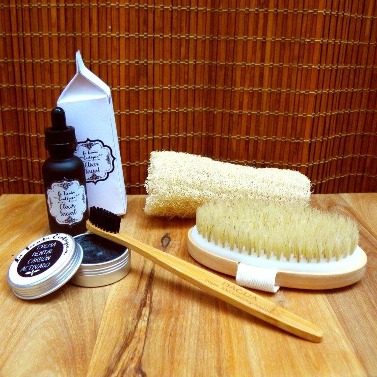 kit de baño la tienda ecologica