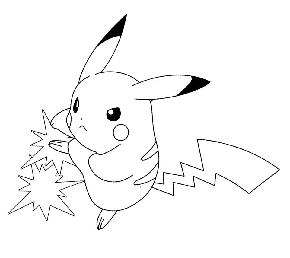Fotos De Pikachu Para Dibujar Facil Find Gallery