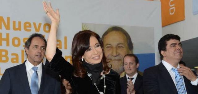 Argentiniens Ex-Präsidentin Cristina Fernández de Kirchner