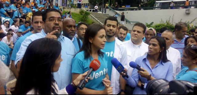 María Corina Machado ist die beliebteste Politikerin Venezuelas