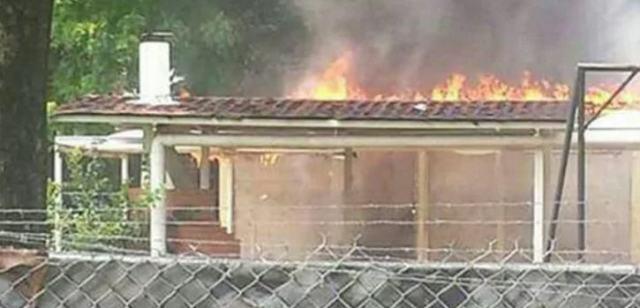 Geburtshaus von Hugo Chávez in Brand gesetzt