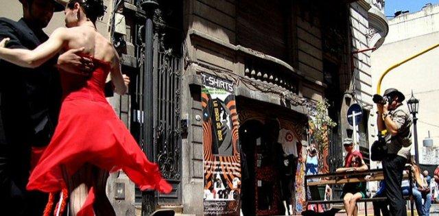Der argentinische Nationaltanz Tango erfreut sich auch in Deutschland immer größerer Beliebtheit