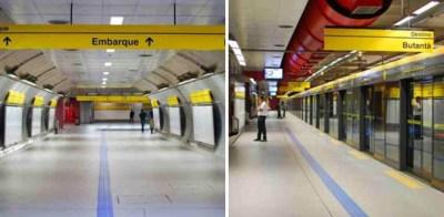 Estação Metrô Faria Lima