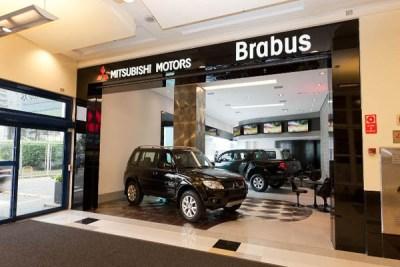 Brabus Mitsubishi