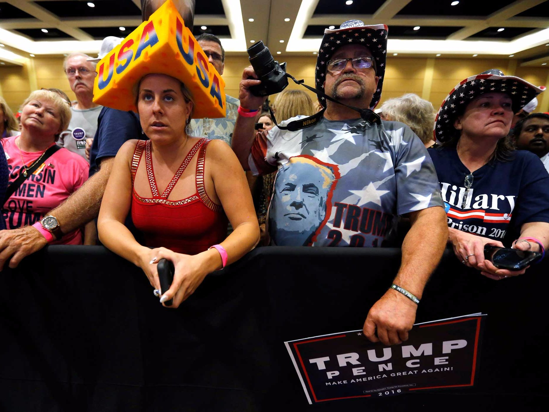 Image result for trump's base pics
