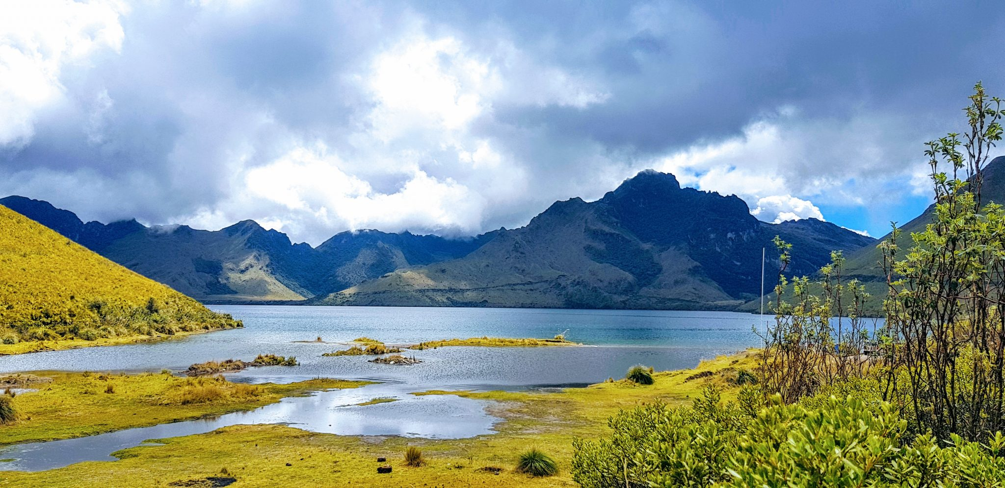 Mojanda Lagoon Day Tour from Quito