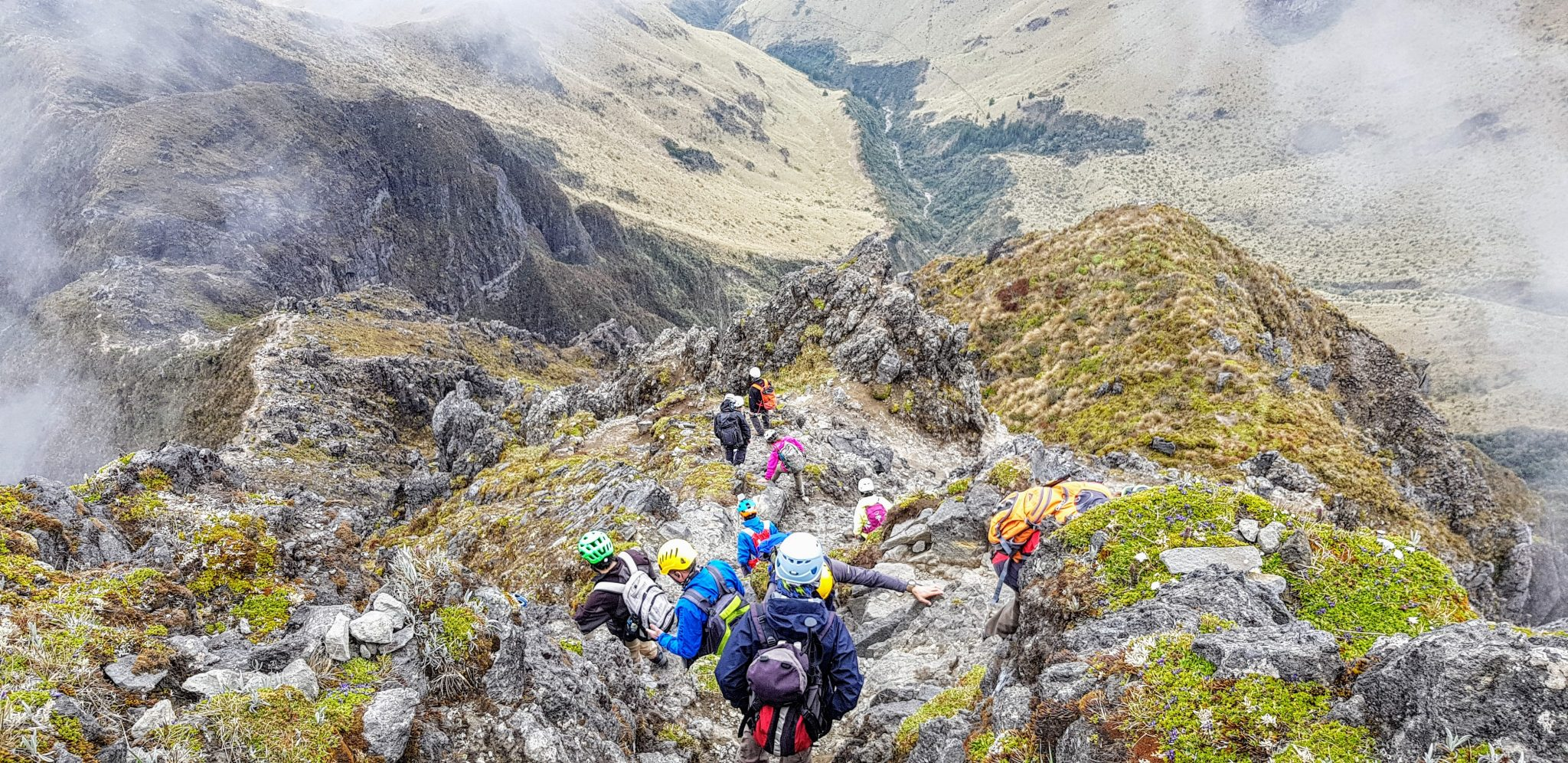 Small group day tours from Quito