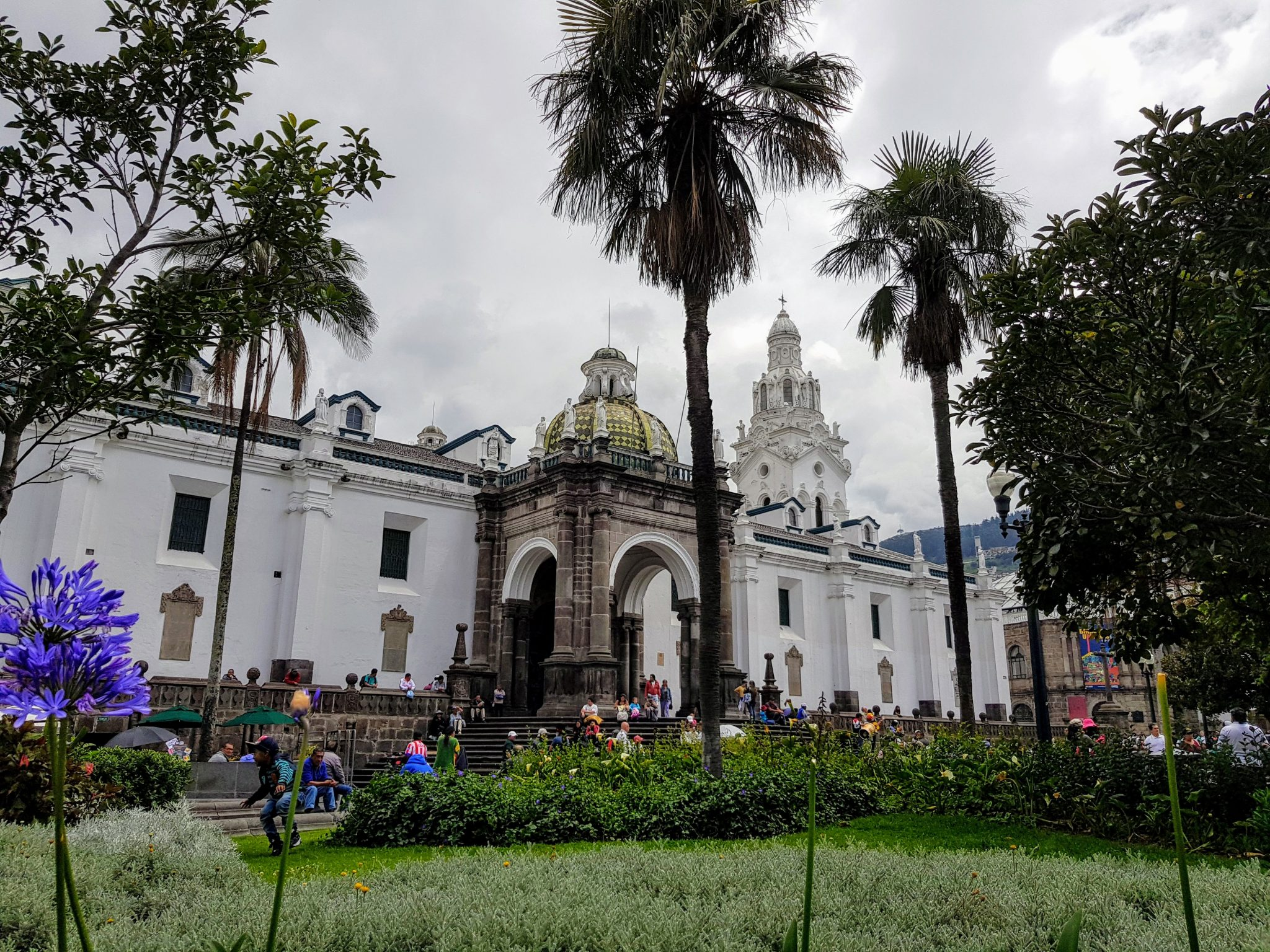 Quito Old Town & Equator Day Tour
