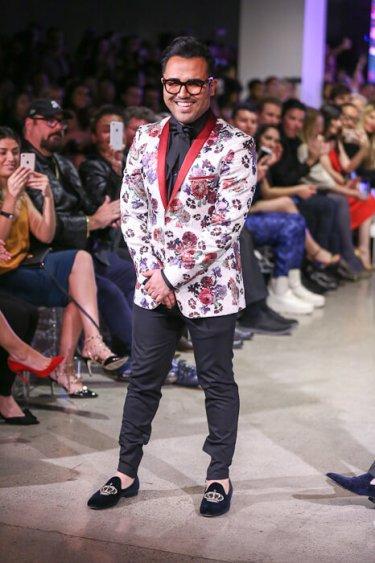 Walter Mendez Los Angeles based Fashion Designer