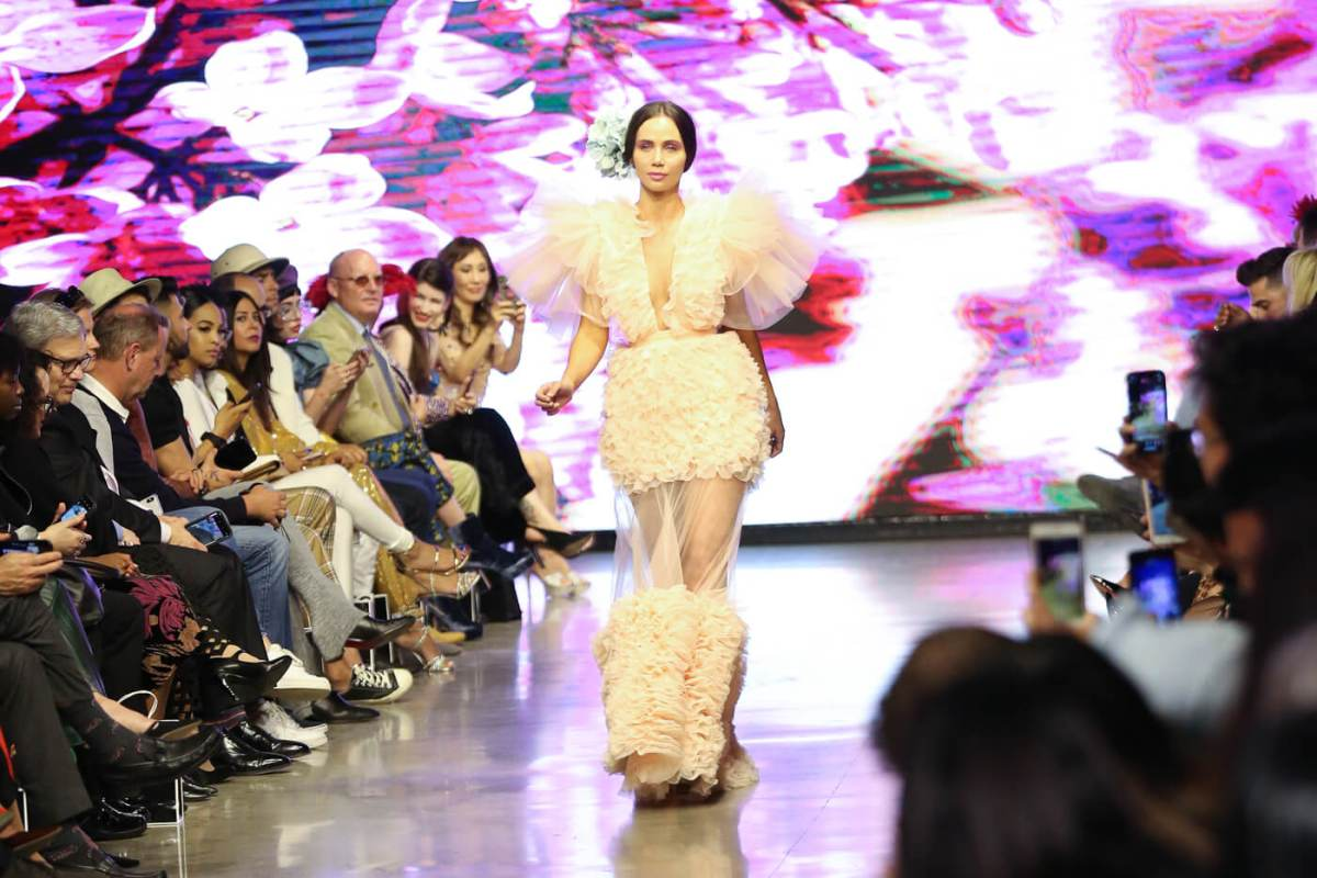 Walter Mendez Fashion Collection LAFW