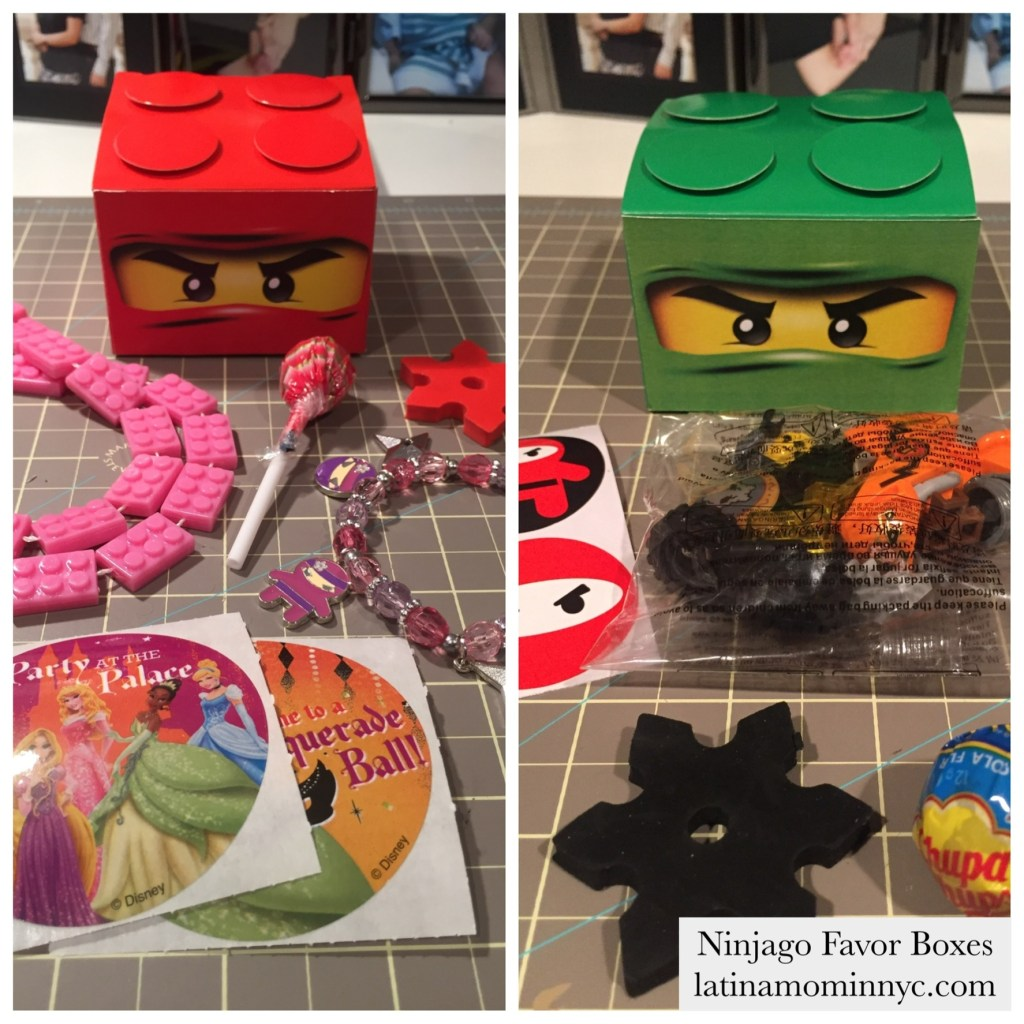 7 ninjago party ideas with free printables latina mom in nyc