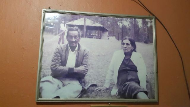 Cordelia Fajardo's parents. Courtesy, photo, Cordelia Fajardo.