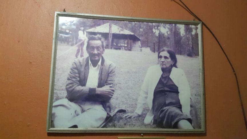 Cordelia Fajardo's parents. Courtesy, photo, Cordelia Fajardo.