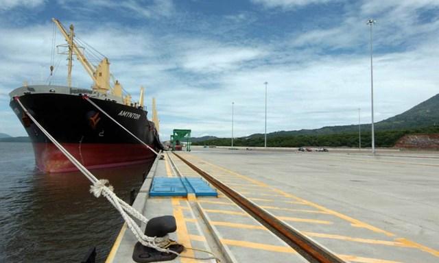 puerto de la union empresa china