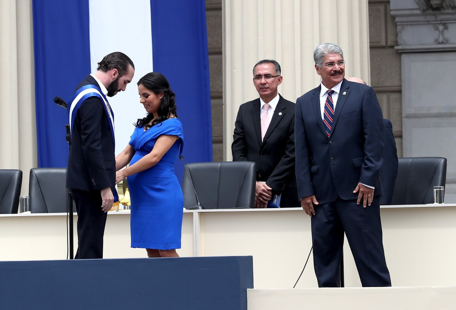 "The New President of El Salvador is Fast at Work, ""We Are Going To Need the Support of the People for Upcoming Changes."""
