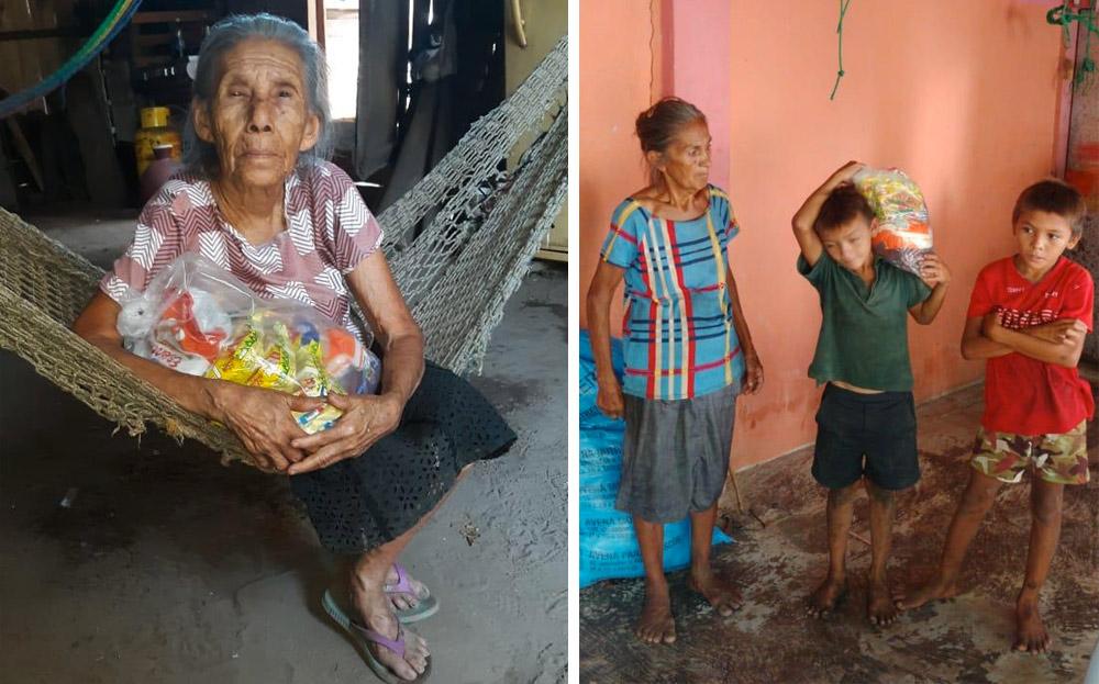 Island of San Sebastian, Senior Nutrition and Infrastructure Project, El Salvador