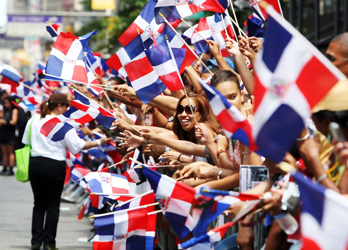 The wait is Finally Over... It is Official! Let's all Celebrate Dominican Heritage Month!