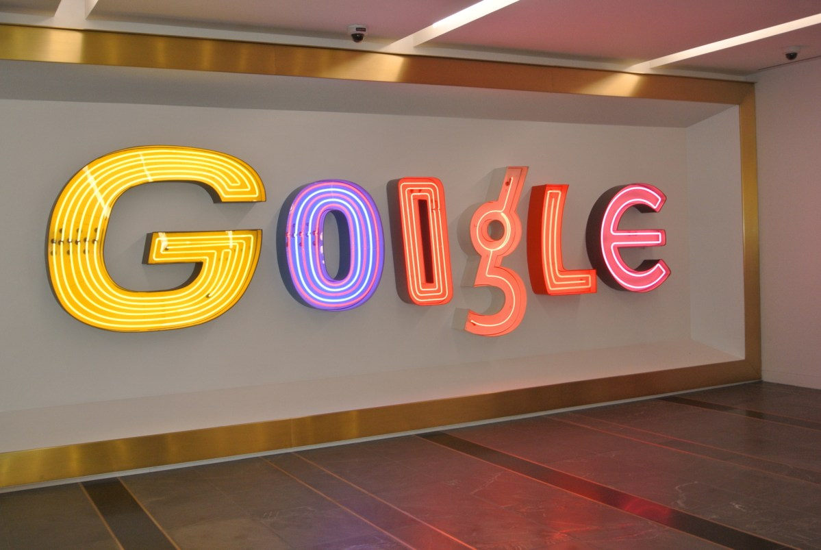 Latina Accelerate with Google Event