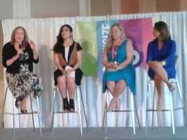 Latinas in Journalism panel
