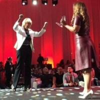 Susana Baumann at Tecla Awards Hispanicize 2015