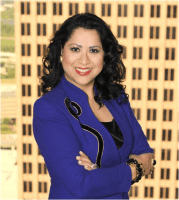 Dr, Laura Murillo, Houston Hispanic Chamber of Commerce President and CEO