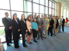 Emerging Leaders Institute graduates 2014