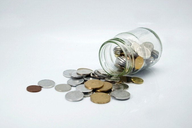 Savings for retirement in a jar
