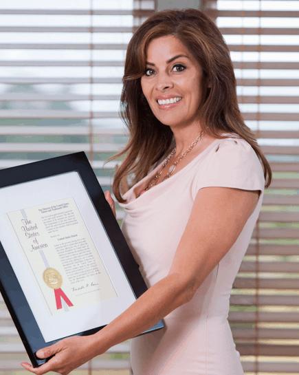 Frances Prado, innovator, creator of Hanging Secrets