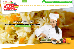 World of Latino Cuisine 2015