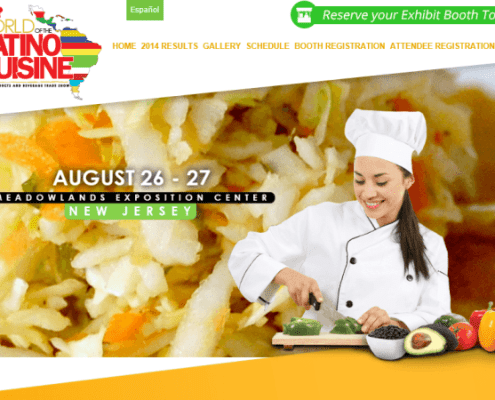 World of Latino Cuisine 2015