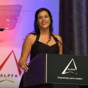 Yvonne Garcia ALPFA Most Powerful Latinas