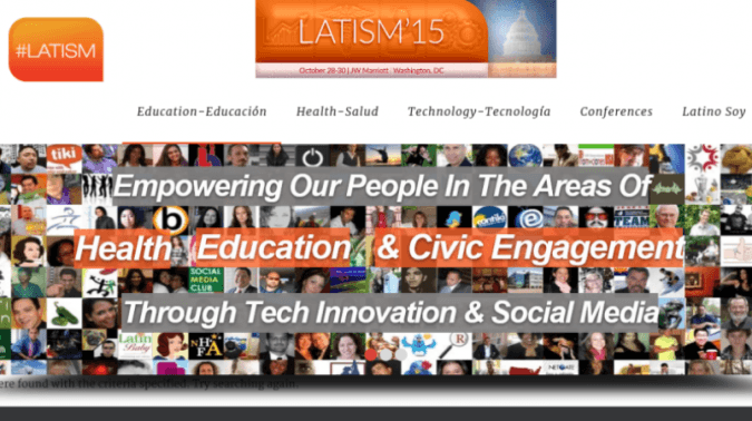 Latism 2015 Washington DC
