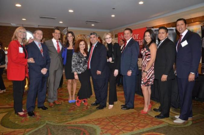 Members of the SHCCNJ at the Annual Convention Event
